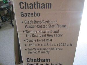 Chatham Gazebo frame 10' x 10'