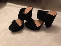 Size 3 women's shoe bundle