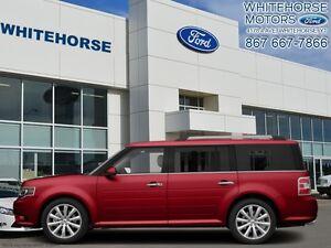 2014 Ford Flex Limited   - $253.44 B/W