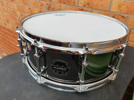 Mapex Armory Tomahawk Snare drum.
