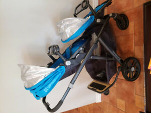 2015 Uppa Baby Vista Complete Package
