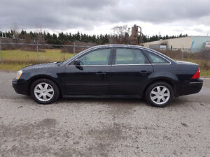 2006 Ford Five Hundred NO ACCIDENTS / SAFETY / E-TEST / WARRANTY London Ontario image 2