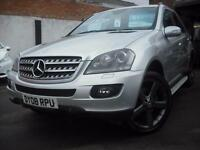 Mercedes-Benz ML 320 Cdi Edition 10 DIESEL AUTOMATIC 2008/08
