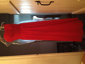Brand New Red Prom Dress