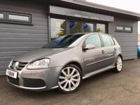 2007 57 Volkswagen Golf 3.2 V6 4Motion DSG R32 Grey - FSH - Full Leather - Auto
