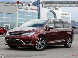 2018 Chrysler Pacifica Limited  - Leather Seats