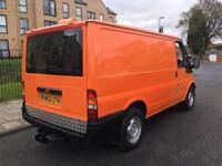 Ford Transit 2.4TDI ( 125PS ) 2003MY 330 SWB