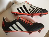 Boys Rugby Boots. Size 7