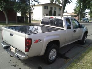 2005 Chevrolet Colorado Extended Cab Pickup Truck