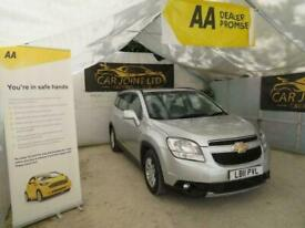image for 2011 Chevrolet Orlando VCDI LT MPV Diesel Automatic