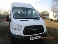 Ford TRANSIT 460 ECONETIC TECH 17 SEATER MINIBUS £14995+VAT