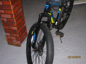 Shimano Equipped Mountain Bike