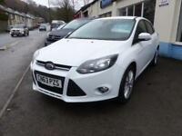 2013 FORD FOCUS ZETEC EDIION ** £0 ZERO RATED ROAD TAX ** HATCHBACK PETROL