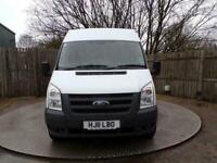 2011 Ford Transit 15 Seater 3.5T Ideal Camper Conversion Minibus Diesel Manual