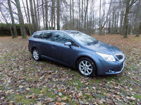 2009 Toyota Avensis 2.2D-4D 150 TR netherton cars