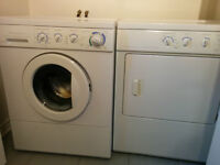Laveuse frontale et sécheuse Frigidaire Gallery washer and dryer