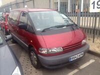 Toyota Previa Auto PERFECT MOT DRIVES GREAT 7 Seater