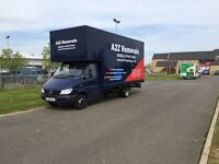 A2Z Removals professional service Peterborough Stamford Huntington