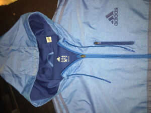 Men's Adidas athletic jacket