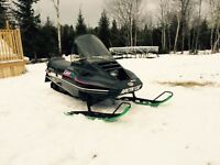 1991 Arctic Cat Lynx snowmobile