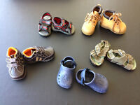 Size 2 & 3 Toddler Boys Shoes $3/each