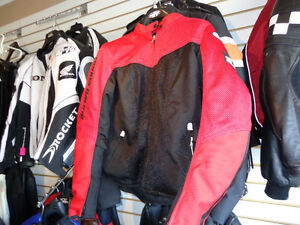 Women's Med. Honda Racing jacket    recycledgear.ca Kawartha Lakes Peterborough Area image 10