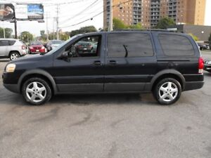 2005 EXTENDED MONTANA  ONLY 144 KMS  LOADED  LOCAL TRADE-IN