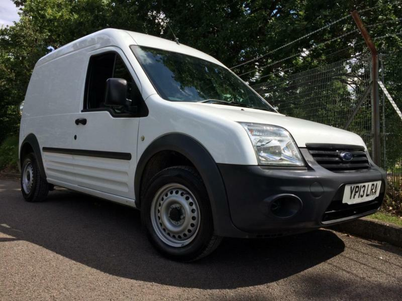 Ford Transit Connect 1.8TDCi (90PS) DPF T230 DIESEL MANUAL 2013/13