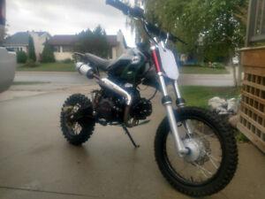 Custom Pit Bike 125cc