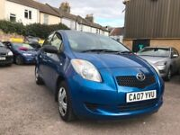 Toyota Yaris 1.0 VVT-i T3 5dr£2,895 one owner