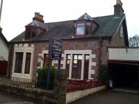 Staff room to rent in guest house in inverness with part time job.