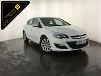 2013 VAUXHALL ASTRA TECH LINE CDTI DIESEL 1 OWNER SERVICE HISTORY FINANCE PX
