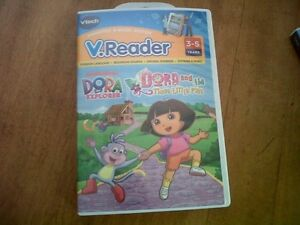V tech V Reader back pack and 5 ebooks/Puzzles and Toys Kitchener / Waterloo Kitchener Area image 6