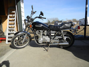 Motorcycle-Needs TLC