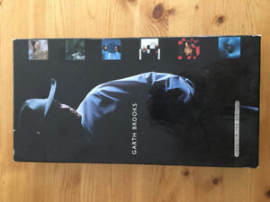 Garth Brooks 6 CD boxset. The Limited Series