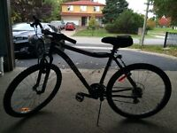 """CCM Prime Mountain Bike 26"""" tires and 20"""" frame"""