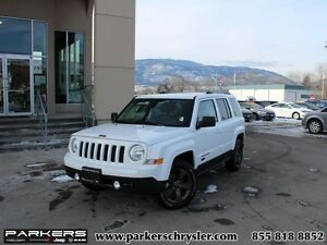 2016 Jeep Patriot 75th Anniversary Edition  - 4x4 - Low Mileage