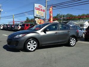 2013 Mazda MAZDA3 GX, PRICE JUST REDUCED!
