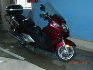 scooter honda Silver Wing