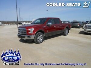 2015 Ford F-150 King Ranch  - $298.36 B/W