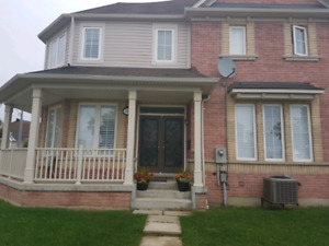 3 Bedroom Basement Apartment with Separate Enterance - Ajax