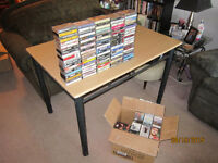 300 Various Cassettes For Sale ALL For $40!