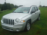 2009 Jeep Compass 5sp, Mint Condition, NO Air , Clearance Price