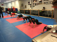 Cardio Kickboxing Classes Guelph
