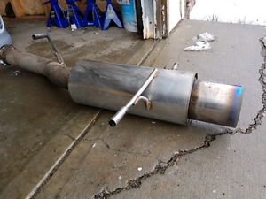 FS: Greddy TI-C catback exhaust *discontinued*