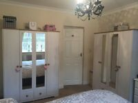 2 x double wardrobes RRP £800!