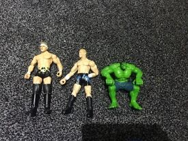 Wwe wrestling figures hulk