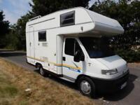 **Deposit Taken**Euramobil Sport 2002 4 Berth End Kitchen Motorhome
