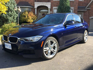 2014 BMW 335i xDrive M-Sport Sedan Ottawa