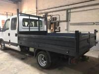 Iveco Daily 35C13 LWB D/C [ REFURBISHED STEEL BODY ] 2011 /